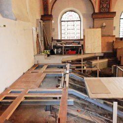 Fundament für die Altstadtorgel Lüdenscheid - 4