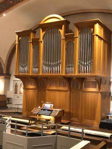 Baumhoer-Orgel Lüdenscheid