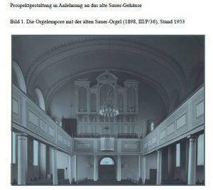 Erlöser-Orgel