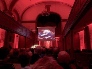 Orgelweihe Lüdenscheid rot