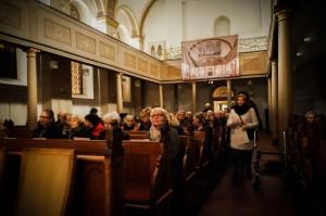 Für die neue Orgel gespendet